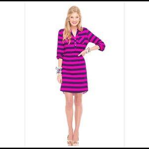 Lilly Pulitzer Beckett Polka Dot Stripe Dress